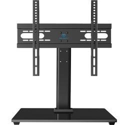 Furnimics Universal TV Stand in Black/Green, Size 17.32 H x 11.42 W x 10.23 D in | Wayfair WF-TVS04