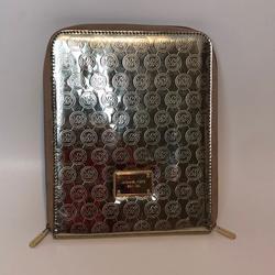 Michael Kors Accessories   Michael Kors Tablet Ereader Case   Color: Gold   Size: 8 X 10