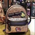 Coach Bags | Coach Retail Snow White Backpack | Color: White | Size: Os