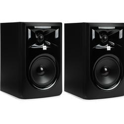 JBL 306P MkII 6.5 inch Powered Studio Monitors - Pair