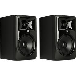 JBL 308P MkII 8-inch Powered Studio Monitors - Pair