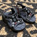Nike Shoes | Nike Kids Pirate Water Shoes Baby Sz 2 Eeuc | Color: Black/Gray | Size: 2bb