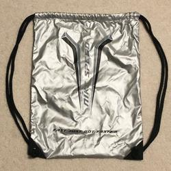 Nike Other   Nike Speed Drawstring Backpack   Color: Black/Silver   Size: Os