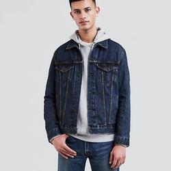 Levi's Jackets & Coats   New Levi'S Classic Denim Trucker Jacket   Color: Tan   Size: S