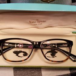 Kate Spade Other   Kate Spade Womens Eyeglasses Frames   Color: Brown   Size: Medium
