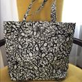 Kate Spade Bags | Kate Spade New York Tote | Color: Black/White/Yellow | Size: Os