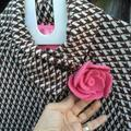 Lilly Pulitzer Jackets & Coats | Lilly Pulitzer Houndstooth Swing Jacket Xs | Color: Brown/Pink | Size: Xs