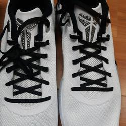 Nike Shoes   Kobe Bryant Shoes   Color: Black/White   Size: 14