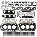cciyu Engine Head Gasket Set Bolts Kit fit for H-onda Odyssey 4-Door 3.5L NHL SE Engine Sealing Parts
