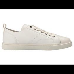 Coach Shoes   Coach C114 Leather Sneakermen'S Lace Casual Shoes   Color: White   Size: 11.5