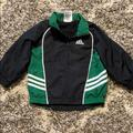 Adidas Jackets & Coats   Adidas Toddler Jacket. Size 12 Months.   Color: Black/Green   Size: 12mb