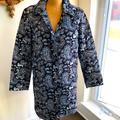 Michael Kors Jackets & Coats | Michael Kors Coat | Color: Black/Blue | Size: M