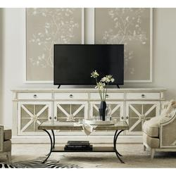 """Hooker Furniture 5865-55106 Anastasie French Country 103""""W Home Entertainment Media TV Console from"""