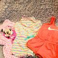 Nike One Pieces | Nike, Disney & Cat & Jack Bundle Girls Size 4t | Color: Orange/Pink | Size: 4t