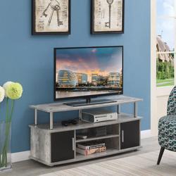 Designs2Go Monterey TV Stand - Convenience Concepts 151401C1BL