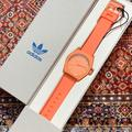 Adidas Accessories | Coral Adidas Process Sp1 Watches | Color: Orange | Size: Os