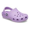 Crocs Orchid Kids' Classic Clog Shoes