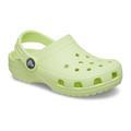Crocs Lime Zest Kids' Classic Clog Shoes