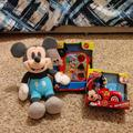 Disney Toys   Baby Toy Bundle Disney Mickey Mouse   Color: Black/Red   Size: Osbb