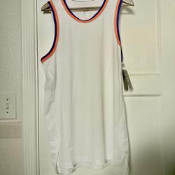 Nike Shirts | Nwt Nike Aeroswift New York Knicks Jersey | Color: White | Size: L