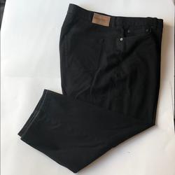 Ralph Lauren Jeans   Lauren Jeans Co. Ralph Lauren Cropped Jeans   Color: Black   Size: 20w
