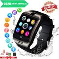 Smart Watch,Smartwatch for Android Phones, Smart Watches Touchscreen with Camera Bluetooth Watch Phone with SIM Card Slot Watch Cell Phone Compatible Android Samsung iOS Phone XS X8 10 11 Men Women (Renewed)