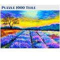 Jigsaw Puzzles for Adults 1000 Piece Puzzle for Adults 1000 Pieces Puzzle 1000 Pieces Fantasy & Sci-Fi– Planets in Space Jigsaw Puzzle Jigsaw-Puzzle-Toy Artwork Art Large Size - Mystery -6