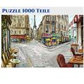 Puzzle-1000-Piece-Puzzles-for-Adults-1000-Piece - Animals & Nature Fantasy & Sci-Fi Fashion Fashion Large Wooden Puzzle Game Artwork for Adults Teens - Jigsaw Wooden Puzzles 70cm50cm -4