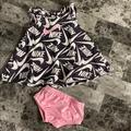 Nike Matching Sets   Nike Baby Girl Dress   Color: Black/Pink   Size: 3mb