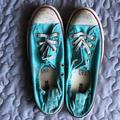 Converse Shoes   Converse Slip-On Shoes   Color: Blue   Size: 8