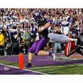 Andy Dalton TCU Horned Frogs Fanatics Authentic Unsigned 2011 Rose Bowl Touchdown Photograph
