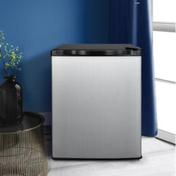 Northair 2.1 cu. ft. Upright Freezer in Gray, Size 25.0 H x 21.0 W x 17.52 D in | Wayfair BD-60-E S/S