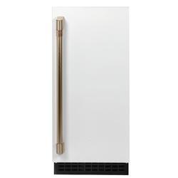 Café™ Ice Maker Door Kit in White, Size 30.0 H x 15.0 W x 3.5 D in   Wayfair CIP75W2