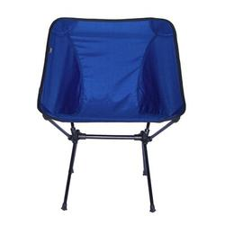 Travel Chair C-Series Joey Folding Camping Chair Metal in Blue, Size 28.0 H x 21.0 W x 21.0 D in   Wayfair 7789AB