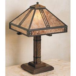 Millwood Pines Pocola Table LampMetal in Brown, Size 18.38 H x 13.0 W in   Wayfair F47940EB9131487EACBAB3F629FAD51D