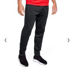 Under Armour Pants | Men'S Under Armour Armour Black Xl Fleece Pants | Color: Black | Size: Xl