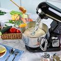 Kitchenaid Pouring Shield, Pouring Chute for Kitchenaid Mixer, Universal Pouring Shield Replacement Stand Mixer Accessories & Attachments from Splashing Out