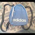Adidas Bags | Adidas Mini Backpack | Color: Blue/White | Size: Approx 10 W X 14 H X 10 D