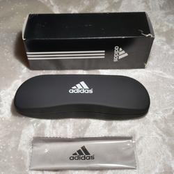 Adidas Accessories   Adidas Glasses Case, Microfiber Cloth And Box   Color: Black   Size: Os
