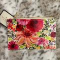 Kate Spade Office   Kate Spade Pencil Pouch   Color: Pink/Yellow   Size: Os
