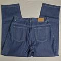 Ralph Lauren Jeans | Lauren Jeans Co. High Rise Cropped Straight Jeans | Color: Blue | Size: 10