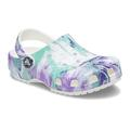 Crocs White / Multi Kids' Classic Out Of This World Ii Clog Shoes