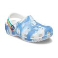 Crocs White Kids' Classic Out Of This World Ii Clog Shoes