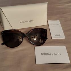 Michael Kors Accessories | Michael Kors Sunglasses | Color: Black/Brown | Size: Os
