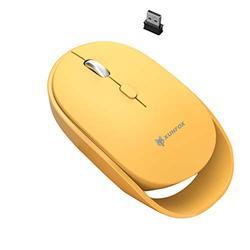 Jpwpowe 2.4GHz Bluetooth Wireless Gaming Mouse USB Receiver 3 Gear 1600 DPI Computer Silent PC Desktop Laptop Accessories