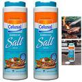 2 Pc Celusal Barbeque Grill Salt Sal Parrillera Argentina BBQ Iodized Seasoning