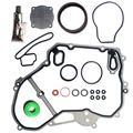 cciyu Engine Lower Gasket Set fit for S-aturn Vue 4-Door 2.4L XE Engine Sealing Parts