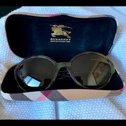 Burberry Accessories | Burberry Tortoise Shell Sunglasses | Color: Brown | Size: Os
