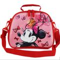 Disney Bags   Disney Minnie Mouse Insulated Lunch Bag   Color: Pink/Red   Size: Os