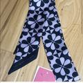 Kate Spade Accessories | Kate Spade Clover Spade Geo Skinny | Color: Purple | Size: Os